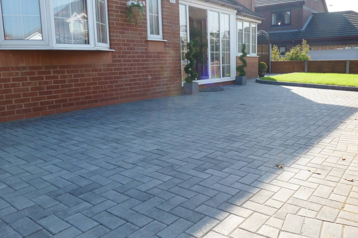 Landscaping Advice for Block Paving